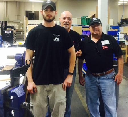 Gun Manufacturing Tour
