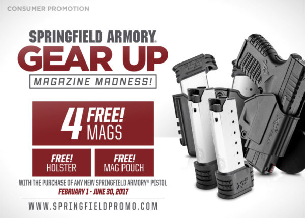 springfield armory promotion